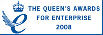 The Queen's Awards For Enterprise 2008